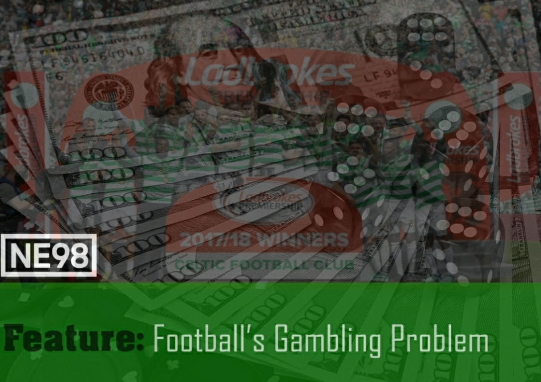 feature - football's gambling problem