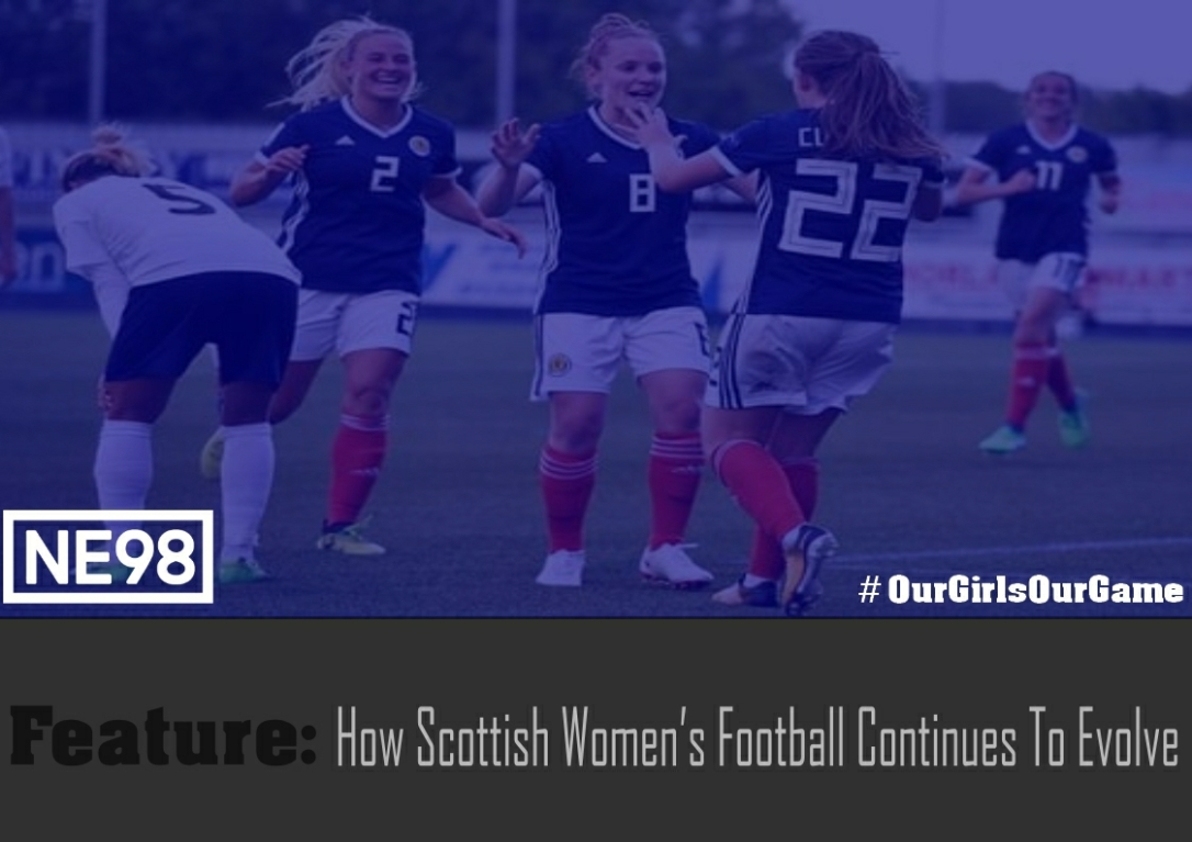 Feature - How Womens Football Continues To Evolve