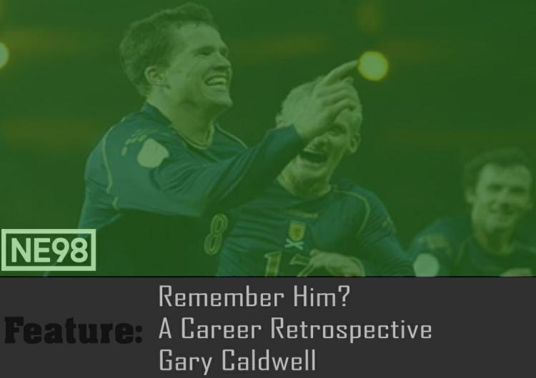 Feature - RH Gary Caldwell