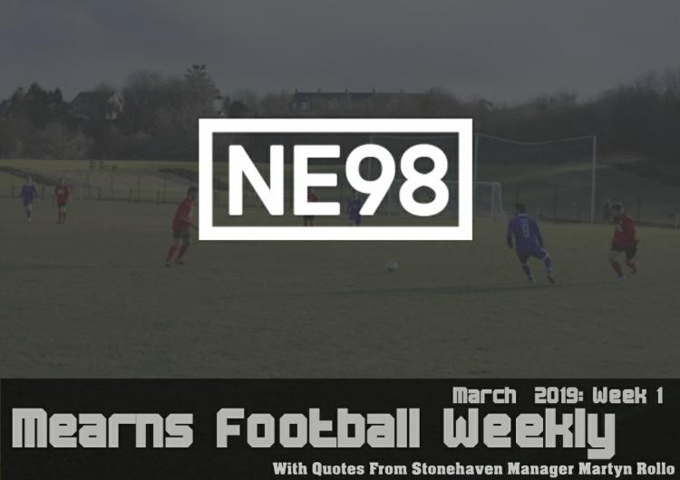 Mar week 1