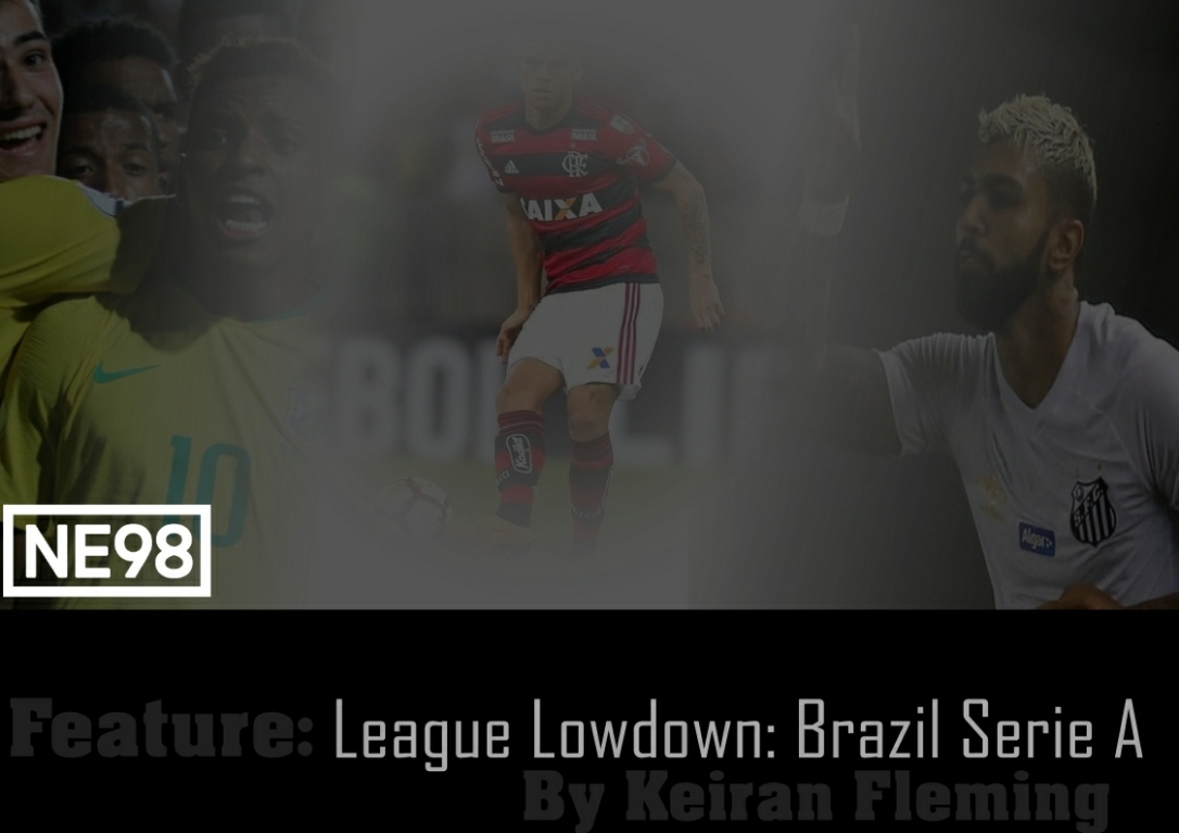 Feature - Brazilian Serie A Lowdown