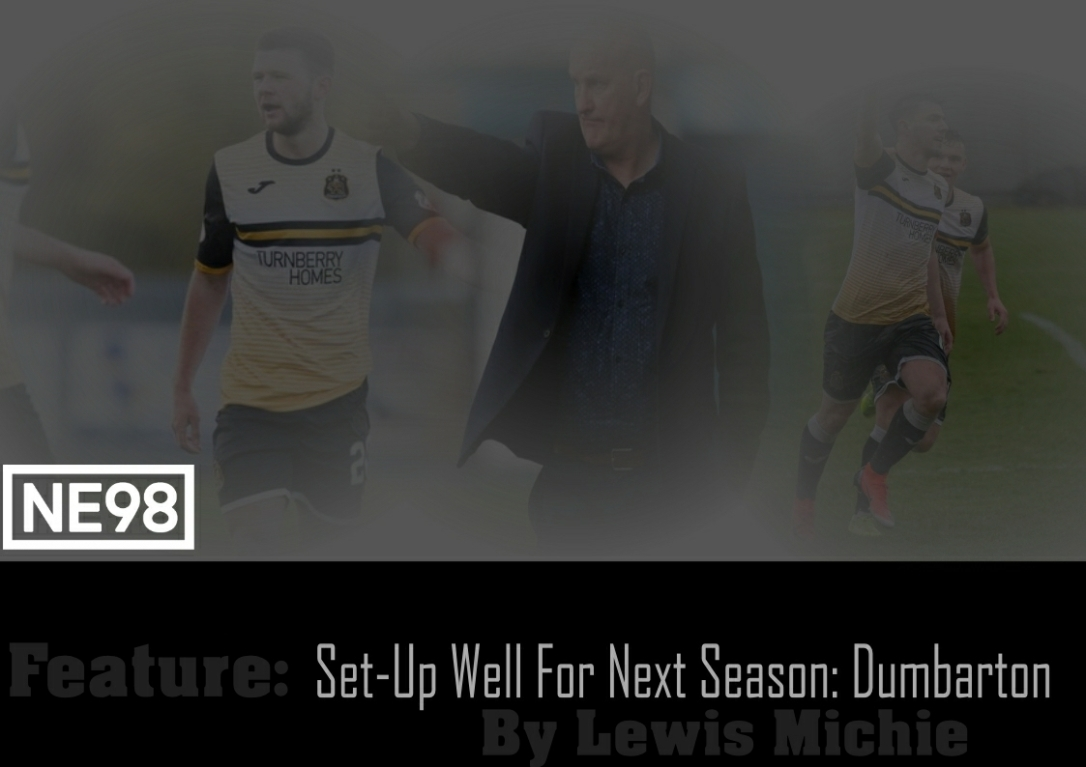 Dumbarton set up well fro next season