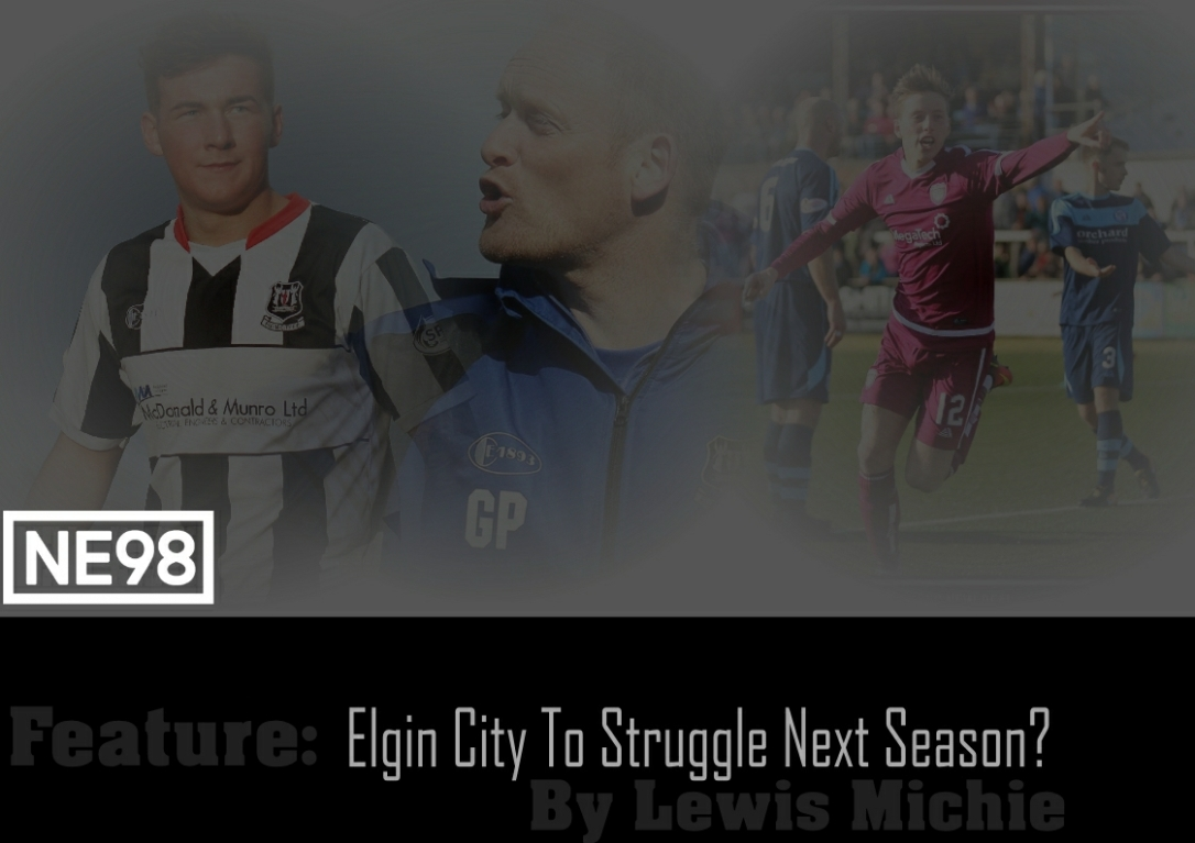 Elgin to struggle next season