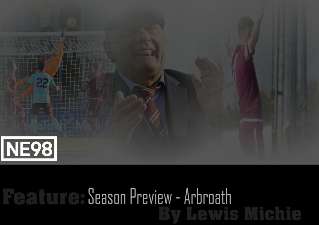 Feature - Season Preview - Arbroath