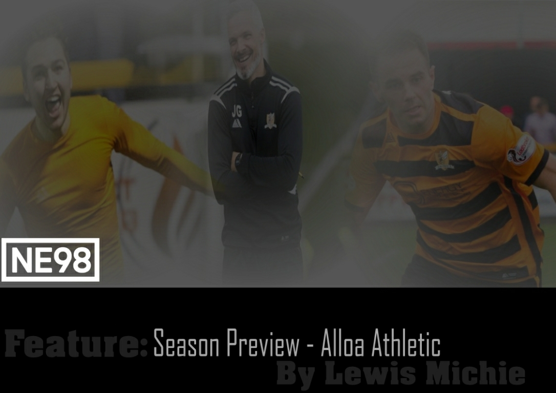 Season Preview Alloa Athletic