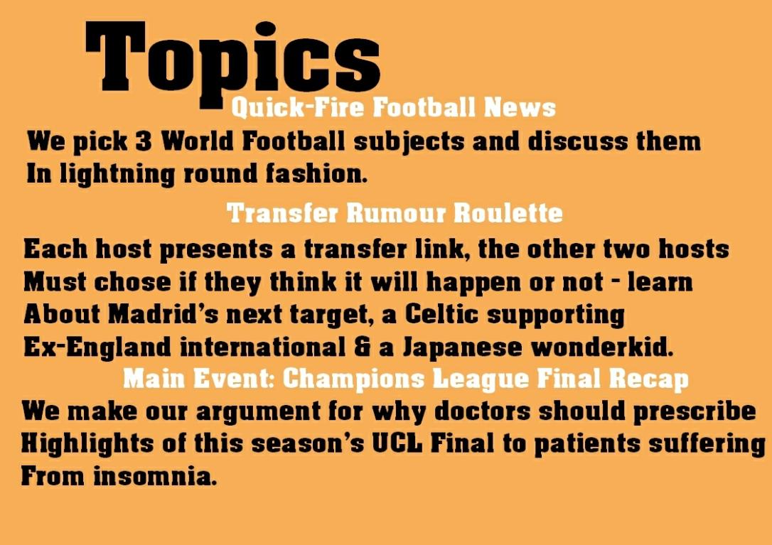 AFP 1 Topics