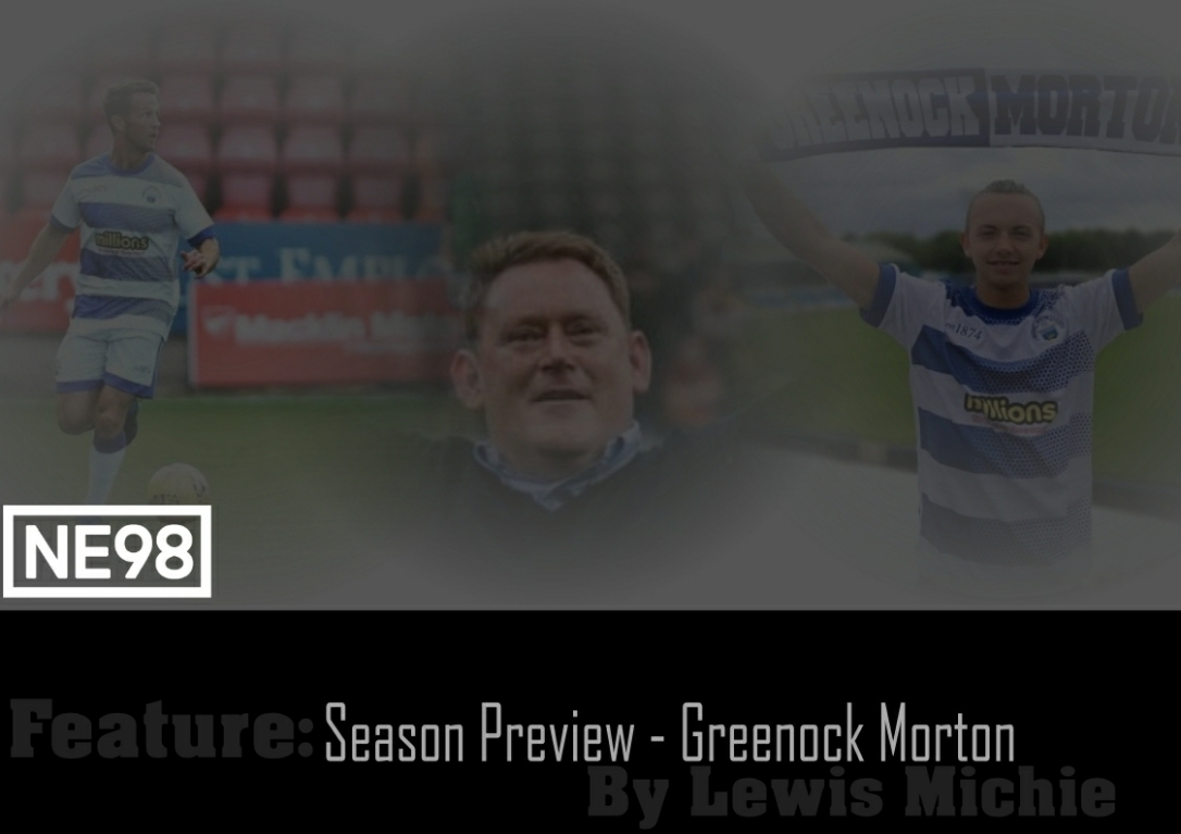Season Preview - Morton
