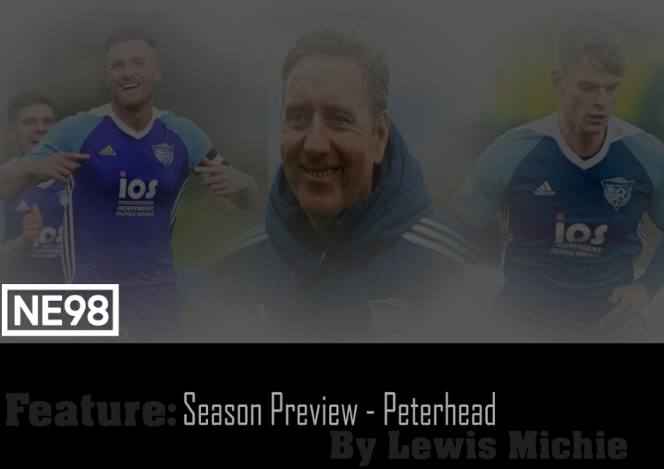 Season Preview - Peterhead