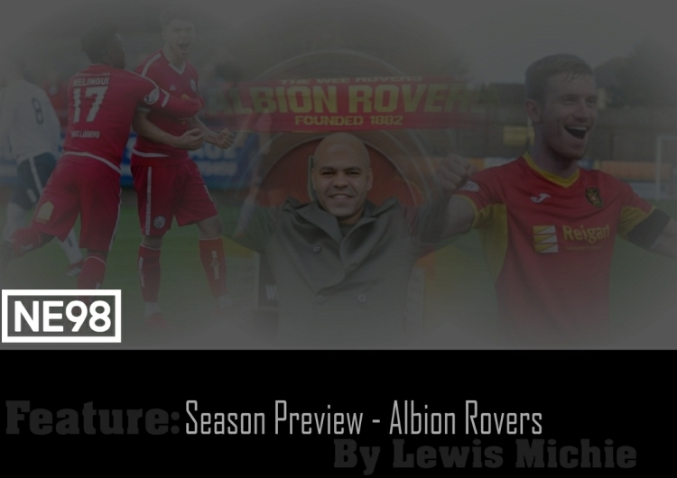 Season Preview - Albion Rovers