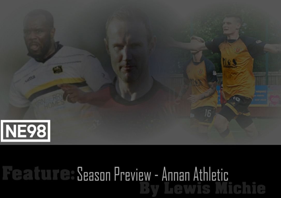 Season Preview - Annan Athletic