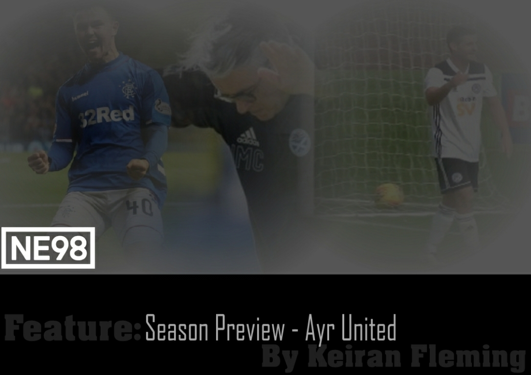 Season Preview Ayr United