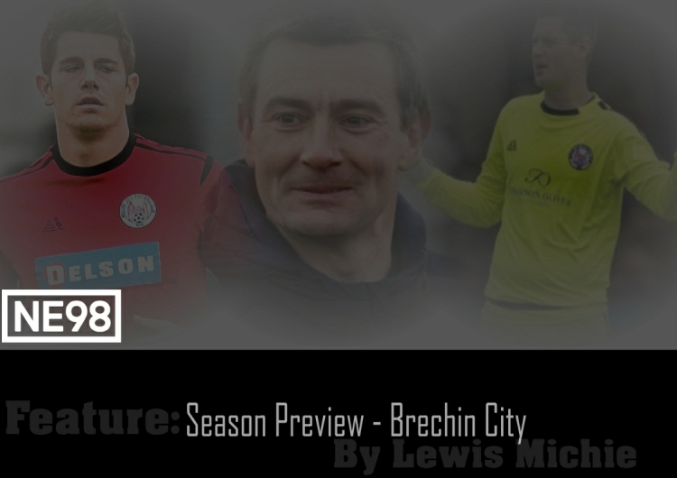 Season Preview - Brechin City