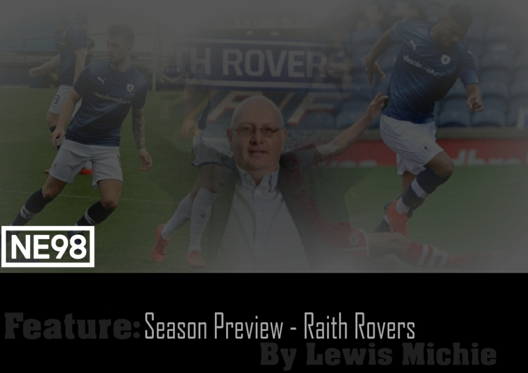 Season Preview - Raith Rovers