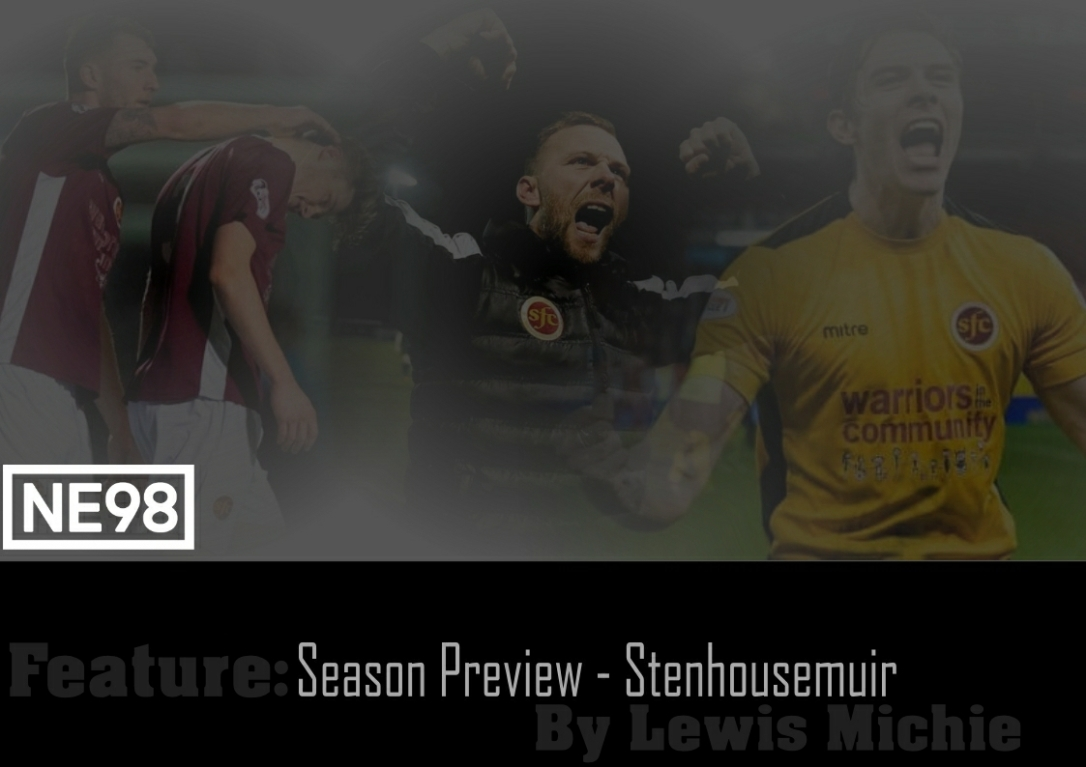 Season Preview - Stenhousemuir