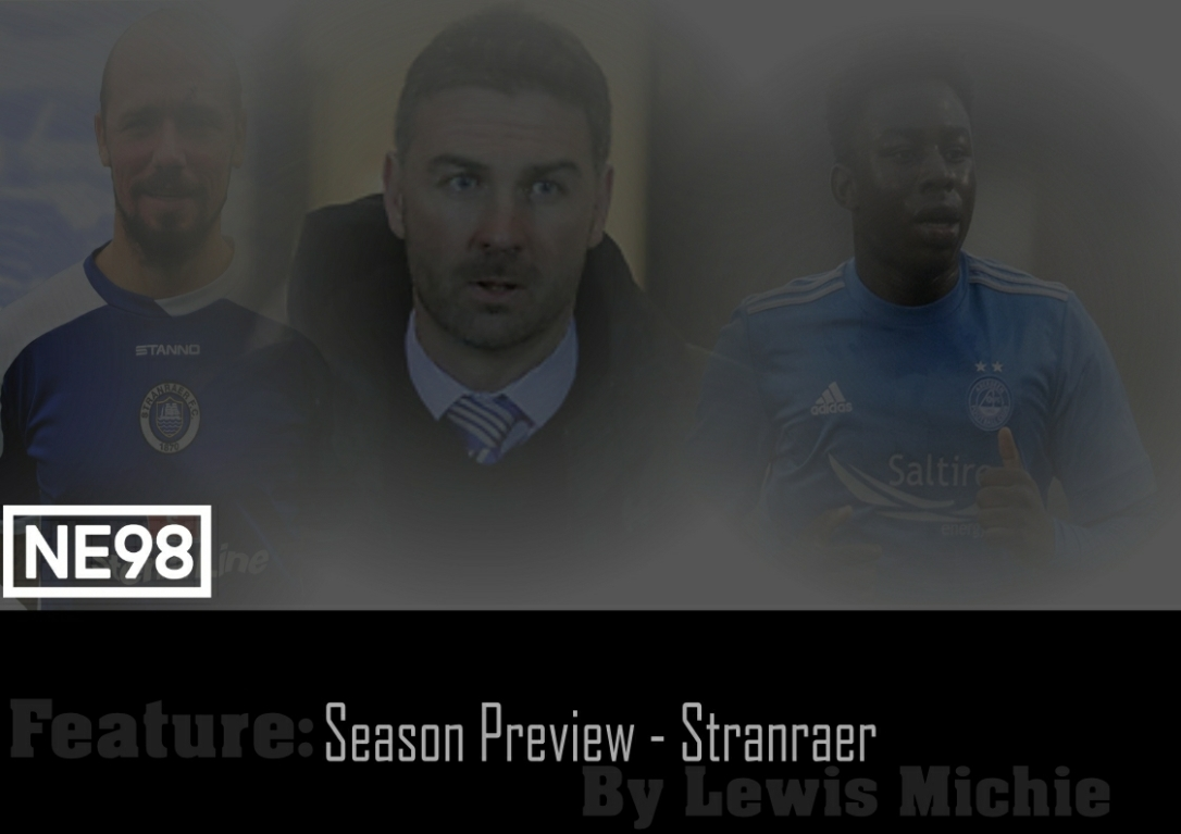 Season Preview - Stranraer