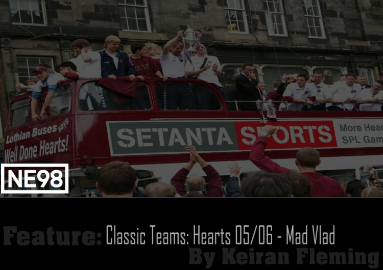 Classic Teams - Hearts 05-06