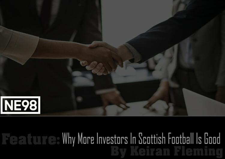Why more investors in Scottish Football is good
