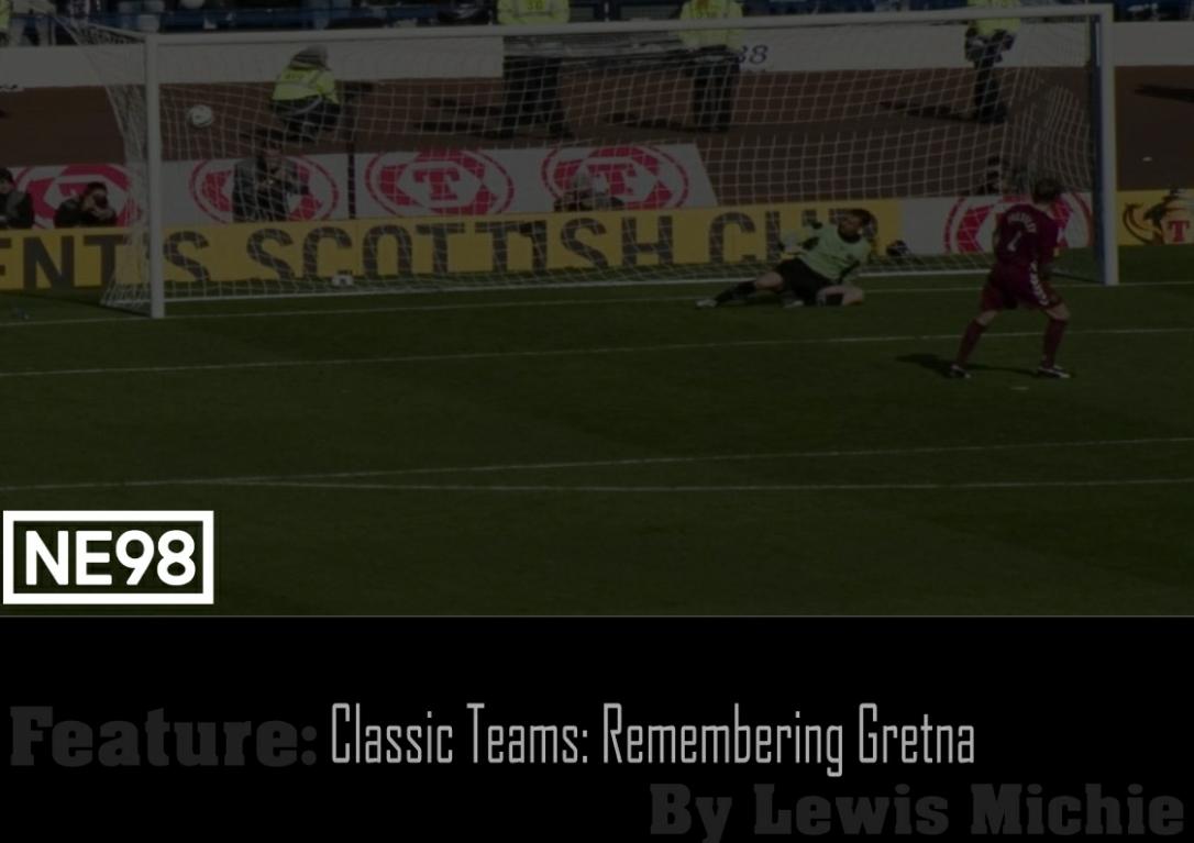 Classic Teams - Gretna