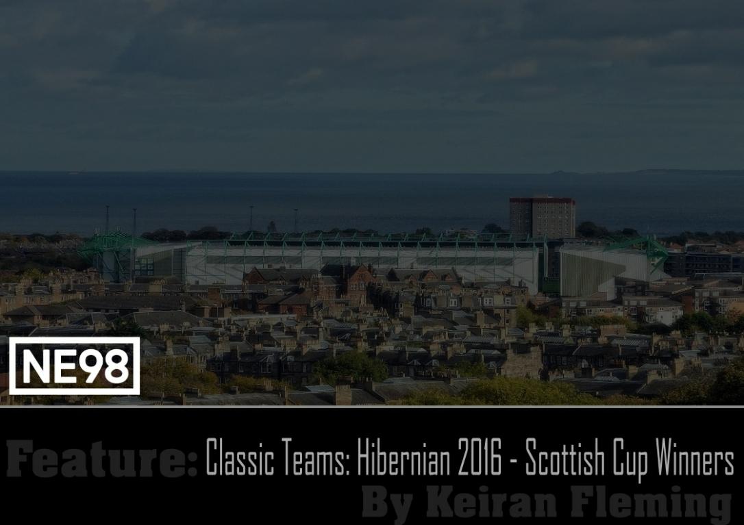 Classic Teams - Hibs 2016