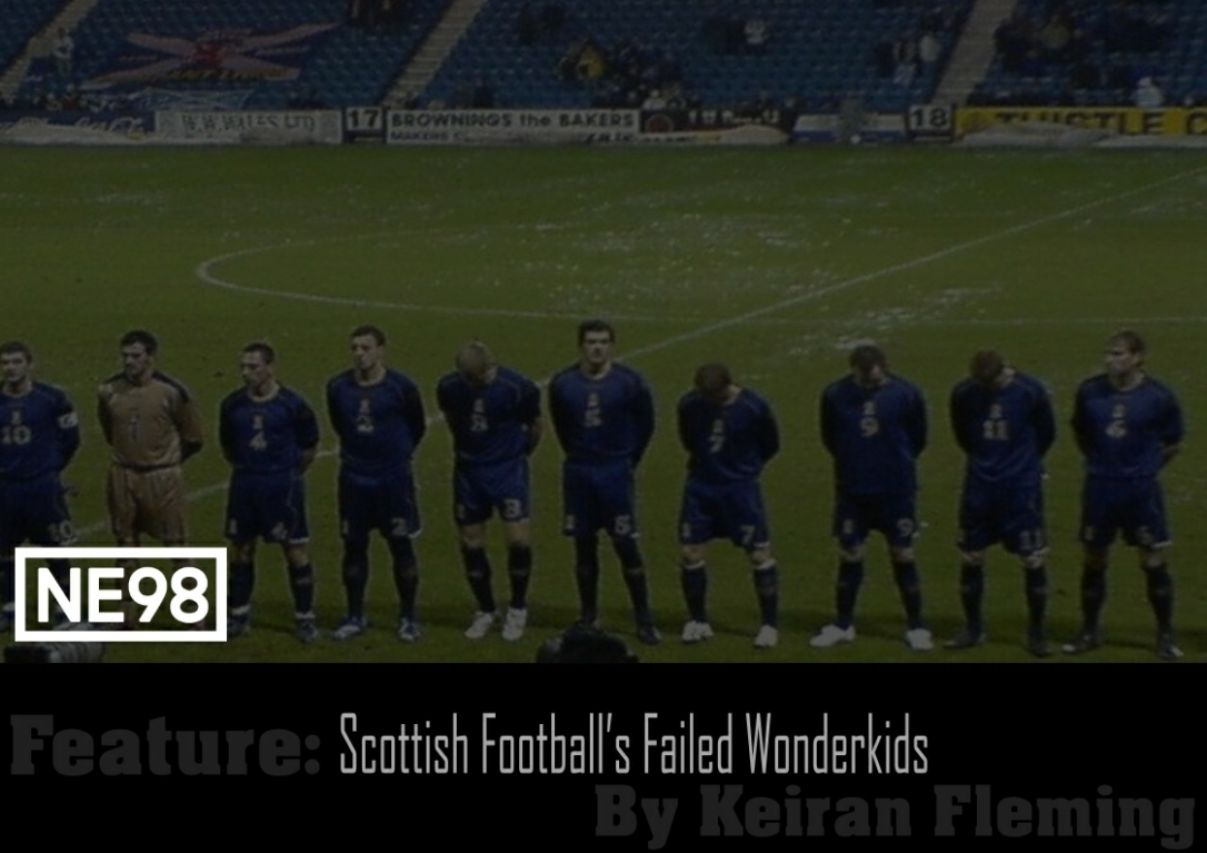 Failed wonderkids