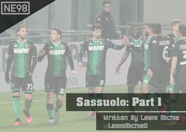 Sassuolo Part 1