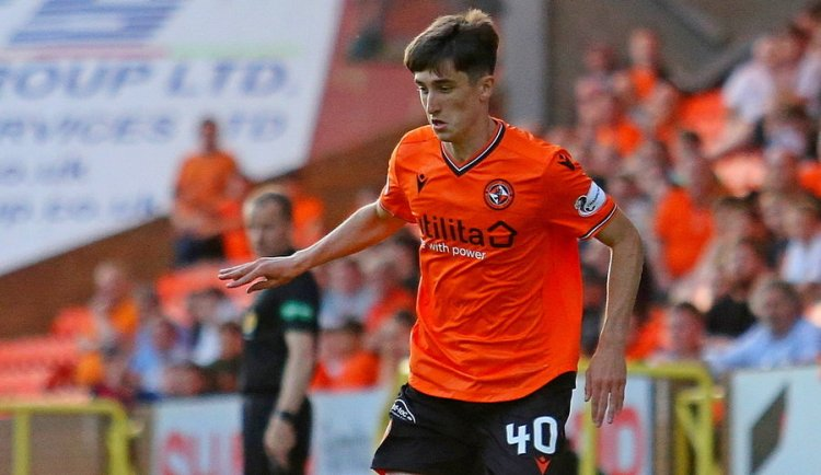 Chris Mochrie - Dundee United