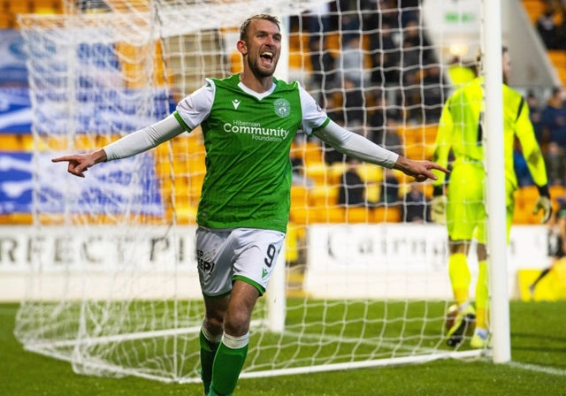 Christian Doidge - The Scotsman