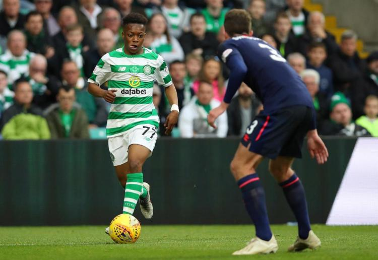 Karamoko Dembele - Ian MacCall-Getty Images